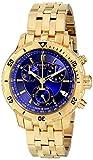 T067.417.33.041.00 Tissot Prs 200 Uomo Blu Cronografo Quadrante Giallo Oro Colore Orologio