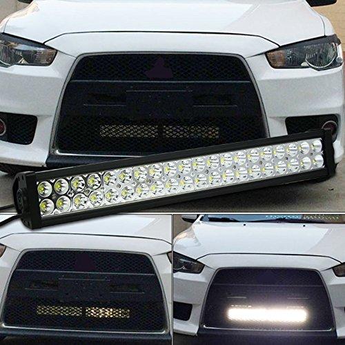 Hengda® 120W LED Offroad Arbeitsscheinwerfer 10-30 V DC Scheinwerfer Flutlicht 6500K Traktor Arbeitsleuchte