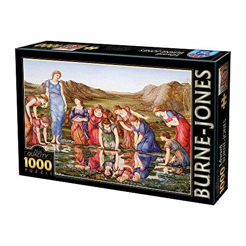 D de Toys 1–Puzzle 1000Edward bunre Jones