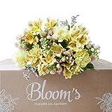 Bloom's Carte Cadeau Abonnement 3 Mois de Fleurs fraîches Livraison à Domicile