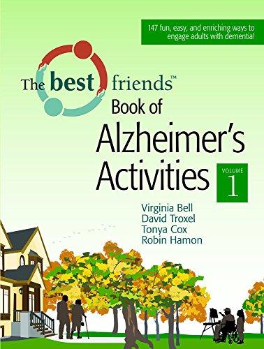 The Best Friends Book of Alzheimer's Activities, Vol. 1
