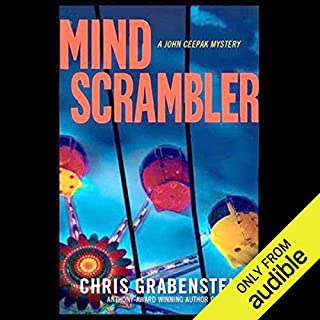Mind Scrambler audiobook cover art
