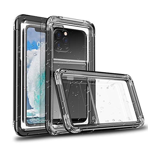 AICase Funda Impermeable Universal,Bolsa para Móvil Estanca a Prueba de Agua IP68 para iPhone 12 Pro MAX/iPhone 11 XS MAX/XR/XS/X Samsung Galaxy S21 Ultra Note 20 Huawei P30 Pro/ P30 hasta 7''