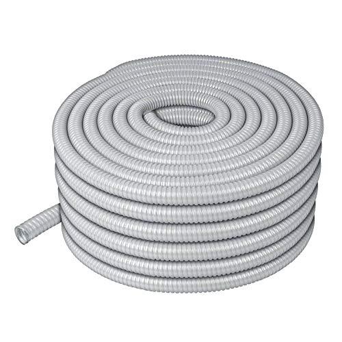 Volteck TFR-3/4, Tubo flexible liquid tight 3/4', rollo 50 m Volteck