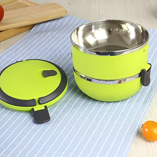 lunch boxes,lunch box,lunch boxex,lunch boxx.Double-layer stainl