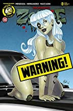ZOMBIE TRAMP ONGOING #64 COVER F HARRIGAN RISQUE LIMITED EDITION comic