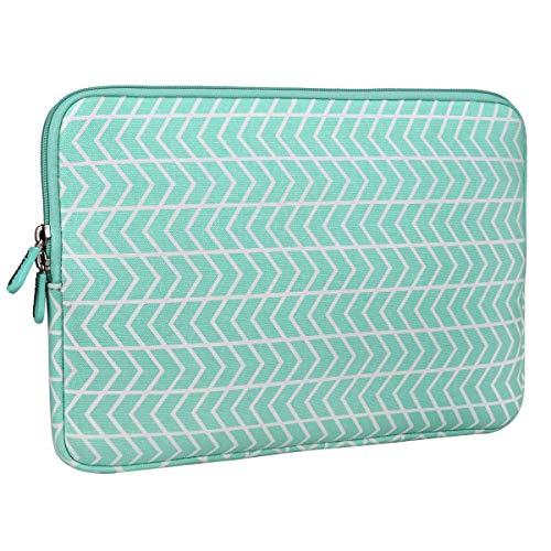 Aucase 13,3-15 Zoll Laptop Hülle, Ultradünne Stärkste Wasserabweisende Neopren Notebook Hülle Schutzhülle Tasche