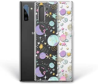 Kaidan Colorful Planets Samsung Galaxy Note 9 8 10 Pro S9 S8 Plus S10 5g Lite Space Case A80 A70 A60 A50 iPhone 11 Cosmos 8 7 6 Plus SE X XR XS Max Moon Stars LG G8 Thinq G7 Google Pixel 3A XL apP581