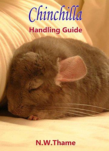 Chinchilla Handling Guide: The Complete Chinchilla Care Guide.How to Care for Chinchilla & Adopt a Chinchilla. (My animals Book 3) (English Edition)