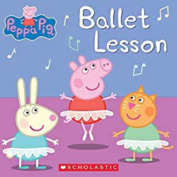 ballet books children