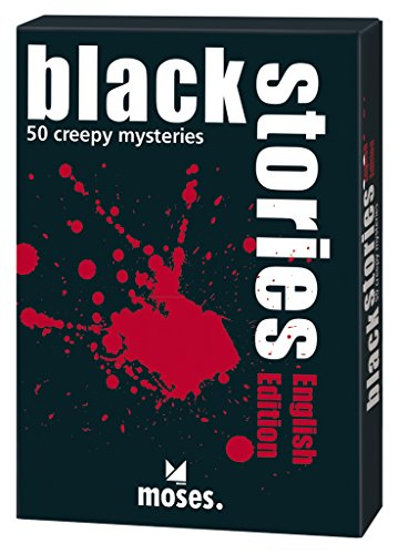 Black Stories. English Edition: 50 creepy mysteries