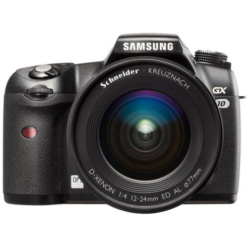 Samsung GX-10 SLR-Digitalkamera (10 Megapixel, Bildstabilisator) inkl. D-Xenon 18-55mm Objektiv