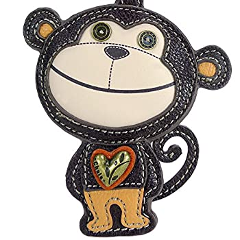 Chala - Coin Purse/Key Fob - Monkey