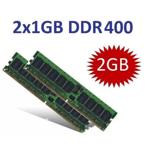 Módulo de memoria (Mihatsch y Diewald) 2 GB Dual Channel Kit 2 x 1