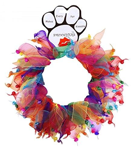 Mirage Pet Products Confetti Bell Smoocher, Grande