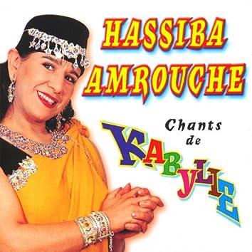 Hassiba Amrouche, Chants de Kabylie