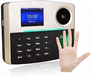 آلة الحضور والانصراف PALMETRIC PALM وبصمات الأصابع الحضور ونظام التحكم في الوصول مع POE (اختياري) موظف جهاز الحضور