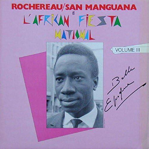 Tabu Ley Rochereau feat. Sam Mangwana & L'African Fiesta National