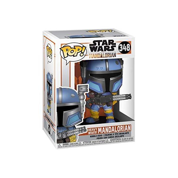 Funko Pop Infantería Pesada (Star Wars The Mandalorian 348) Funko Pop Star Wars