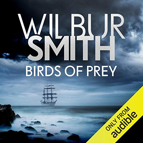 Birds of Prey audiobook cover art