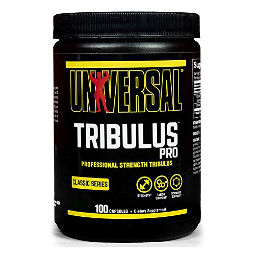 Universal Nutrition Tribulus Pro Testo Booster Fitness Bodybuilding 100 Kapseln