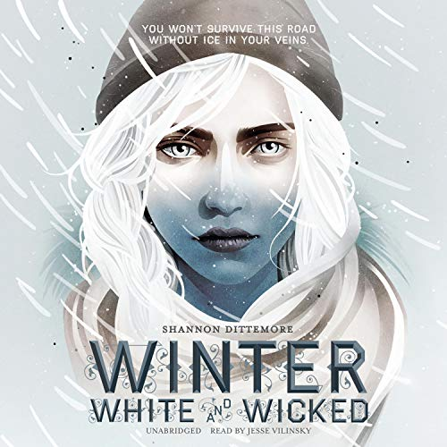 Winter, White and Wicked cover art