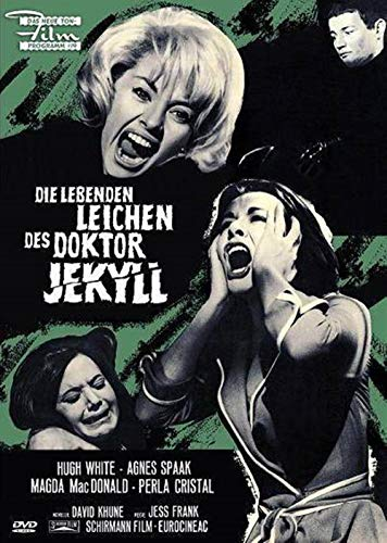 Die lebenden Leichen des Dr. Jekyll – Limited Uncut Schuber 555er DVD Edition