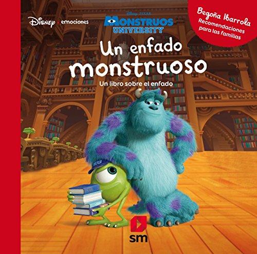 D.E Un enfado monstruoso (Disney Emociones)