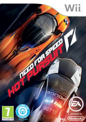 Need For Speed: Hot Pursuit (Wii) [Importación inglesa]