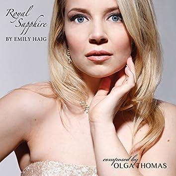 Olga Thomas : Royal Sapphire