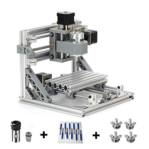 TopDirect CNC Router Engraving Machine with 5mm ER11 and Extension Motor...