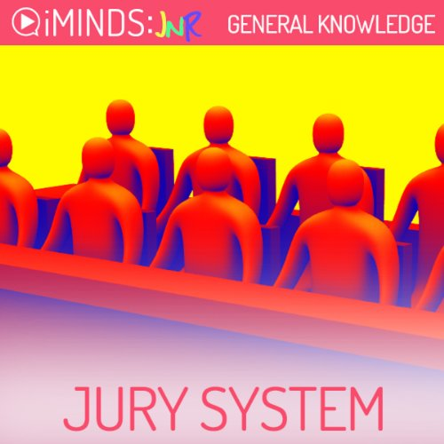 Jury System audiobook cover art