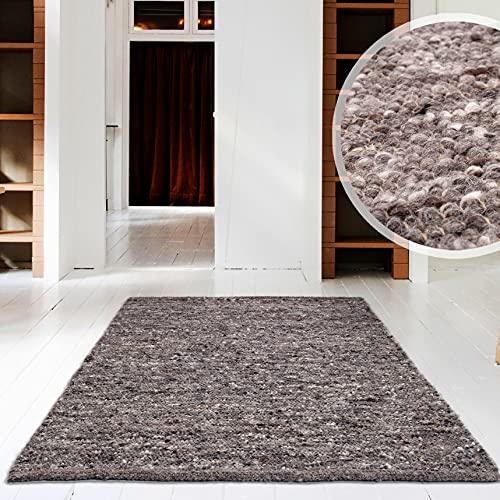 Teppich Wölkchen -  Hand-Web-Teppich  