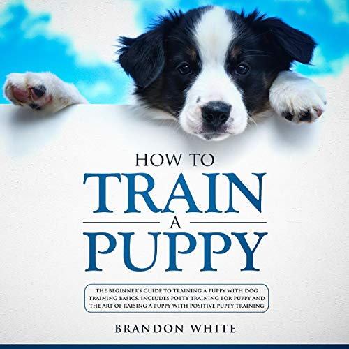 How to Train a Puppy: The Beginner's Guide to Training a Puppy with Dog Training Basics audiobook cover art