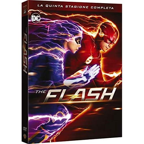 The Flash Stg.5 (Box 5 Dv)
