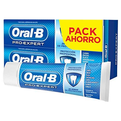 Oral-B Pro-Expert Protección Profesional Pasta Dentífrica - 2 x 75 ml