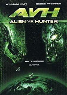 AVH: Alien vs Hunter