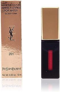 Yves Saint Laurent Rouge Pur Couture Pop Water Brillo de Labios Tono 205 Pink Rain - 6 ml