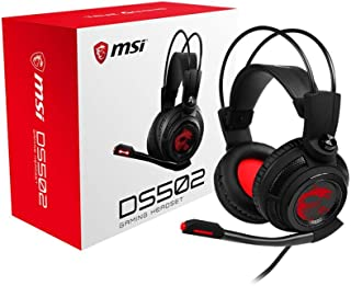 MSI Gaming Headset with Microphone, Enhanced Virtual 7.1 Sur