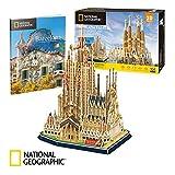 World Brands- Puzzle 3D Sagrada Familia (Tachan DS0984h)