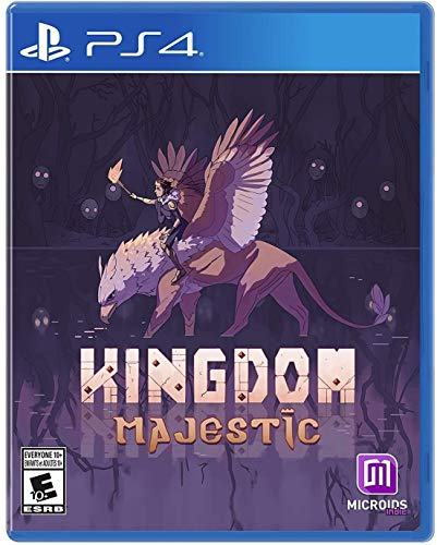 Kingdom Majestic (PS4) - PlayStation 4