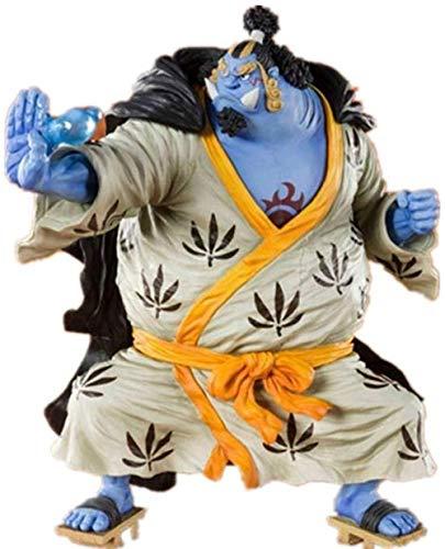 XFHJDM-WJ Figura de una Pieza de muñeca Jinbei Figura de Anime Figura de acción