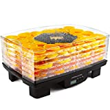 Best Dehydrators - Andrew James 6 Tray Digital Food Dehydrator Machine Review