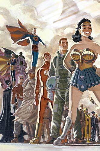 DC New Frontier - Schöne, neue Welt (Absolute Edition): (Hardcover im Schuber)