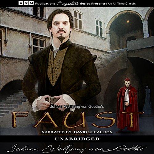 Page de couverture de Faust