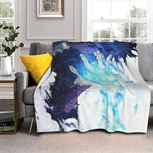 My Hero Academia - Manta de forro polar grande para invierno, súper suave, cálida y gruesa, para cama y sofá, 60 x 50 pulgadas