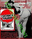 Cronaca italiana. 1973.