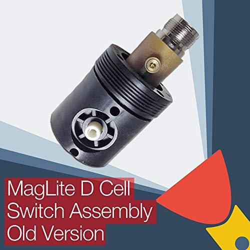 MagLite Interrupteur de remplacement pour lampe torche/lampe de poche Ancienne version