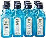 Bombay Sapphire London Dry Gin, Confezione da 12 Mignon x5 cl...
