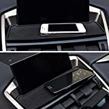 Cell Phone Navigation Anti-Slip Mat Dashboard Non-Slide Silicone Rubber Mat for Lexus NX200T NX300H 2015 2016 2017